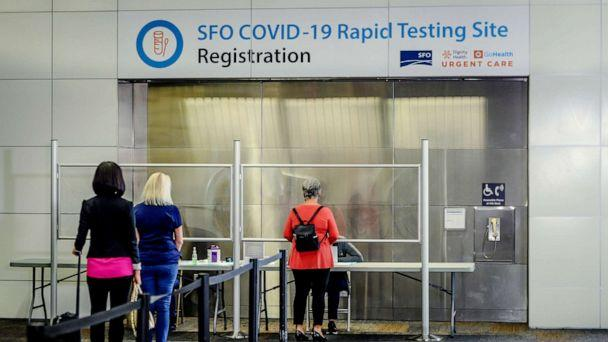 PHOTO: United says customers traveling from San Francisco International Airport (SFO) to Hawaii will have the option to take a rapid test at the airport for $250. (United Airlines)