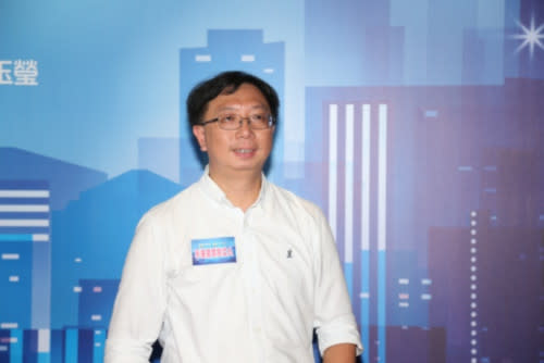 Producer Kwan Shu Ming has been with TVB since 1994