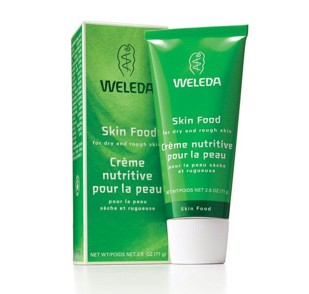 """Weleda Skin Food, £8.95, <a target=""""_blank"""" href=""""http://www.weleda.co.uk/"""">Weleda</a><br><br>Victoria Beckham's favourite <a target=""""_blank"""" href=""""http://uk.lifestyle.yahoo.com/photos/top-10-celebrity-beauty-bargains-under-10-slideshow/"""">bargain beauty buy</a>, this thick body moisturiser helps tackle even the driest of skin and is a travel must-have, according to Fiona."""