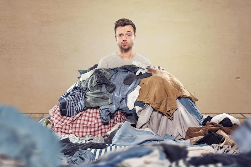 Millennial men are more accepting than ever, but they still won't do laundry