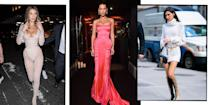 <p>From catwalk shows to red carpet arrivals, Bella Hadid shows two Hadids are always better than one. </p><p>Check out every one of her '90s glam red carpet looks right here...</p>