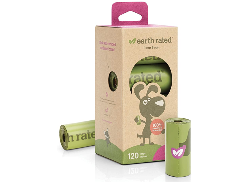 Earth Rated Dog Poop Bags. (PHOTO: Amazon)