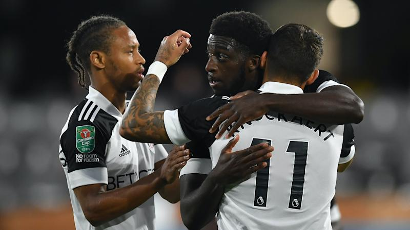 Fulham see off Sheffield Wednesday to reach fourth round of Carabao Cup