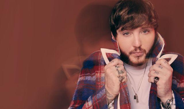 James Arthur: 'A lot of people compare me to Lewis Capaldi'