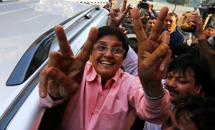 Kiran Bedi is serving as the Lieutenant Governor of Puducherry.