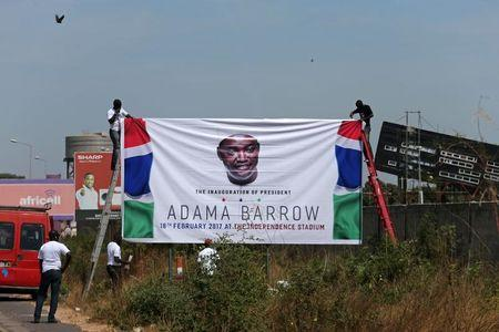 After election crisis, newly sworn-in President Barrow finally returns to Gambia