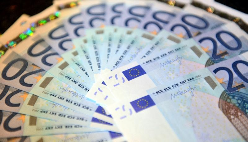 The euro slid for a second day after European Central Bank chiefMario Draghi on Friday hinted the lender could unleash further stimulus to boost stubbornly low inflation in the eurozone