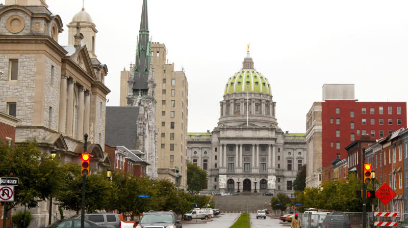 Federal Judges Won't Block Fix To Pennsylvania's Gerrymandered Congressional Map