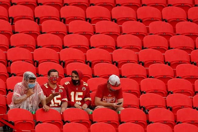 Texans-Chiefs set to kick off NFL season unlike any other