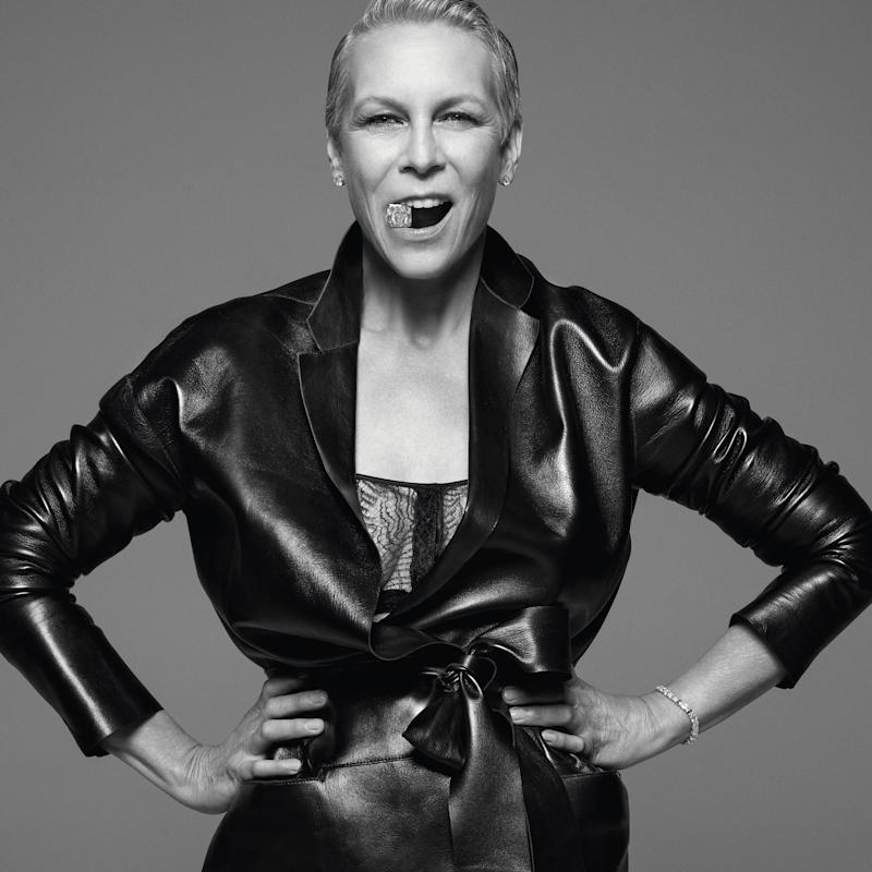 Jamie Lee Curtis Re Created This Famous 2010 Paparazzi Photo Series For Instagram