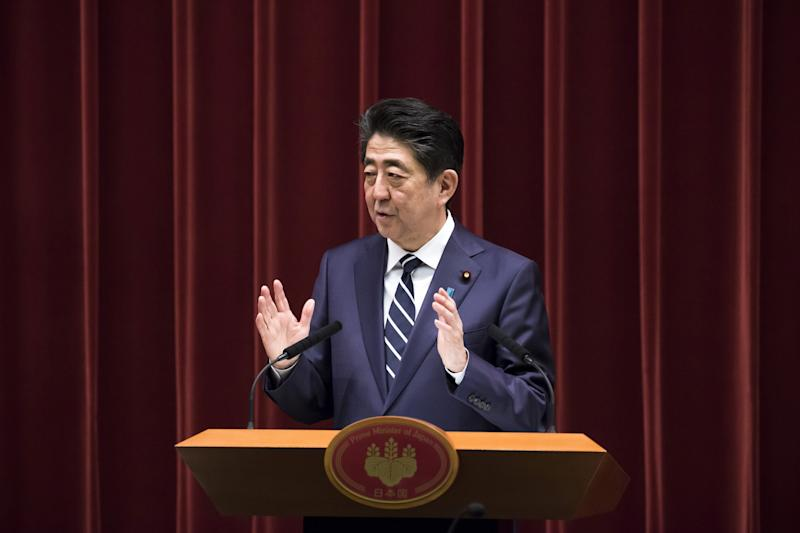 Japan's Abe Gets Imperial Bump as Support Surges Ahead of Vote
