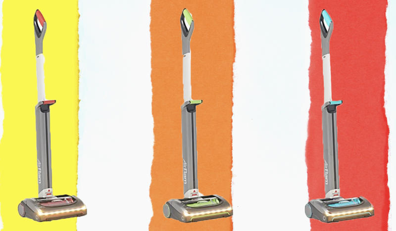 Snag a Bissell cordless vac for a fraction of the price. (Photo: QVC)