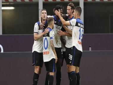 Serie A: Atalanta keep slim title hopes alive with draw against AC Milan; Crotone secure promotion