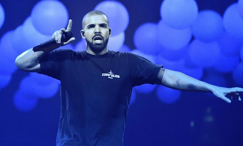 Drake … a cultural magpie like no other