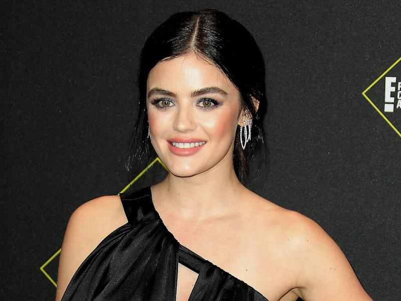 Lucy Hale dating Colton Underwood - report