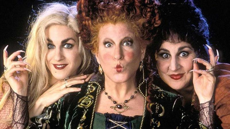 A 'Hocus Pocus' sequel is coming to Disney+