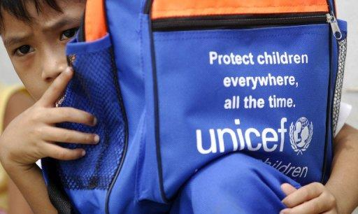 Seoul will offer UNICEF $5.6 mln to help provide medicines and food to children and women in North Korea next year