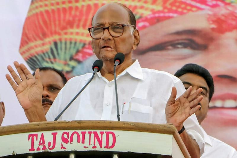 Some People Think Building Ram Temple Can End Covid-19, Says Pawar Amid Plans of Modi's Ayodhya Trip