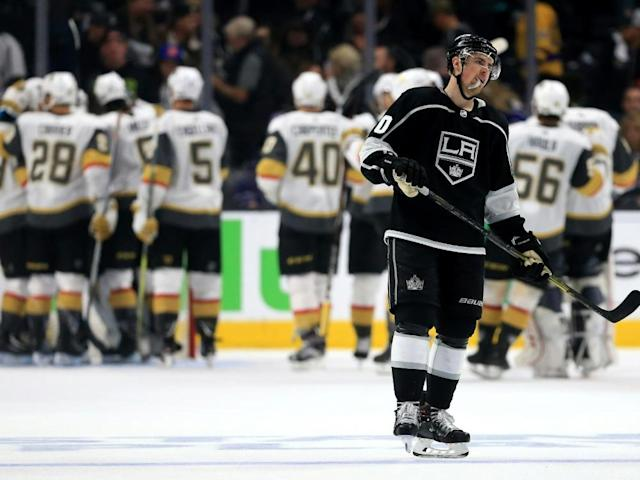 NHL: Rieder scheitert mit Los Angeles in den Play-offs
