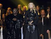 <p>Cee Lo then appeared as they dressed as choristers.</p>