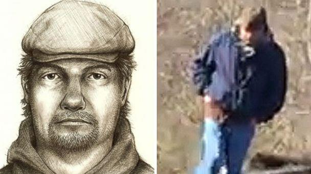 PHOTO: Indiana State Police released a composite sketch of a man believed to be connected to the deaths of Abby Williams and Libby German. (Indiana State Police)