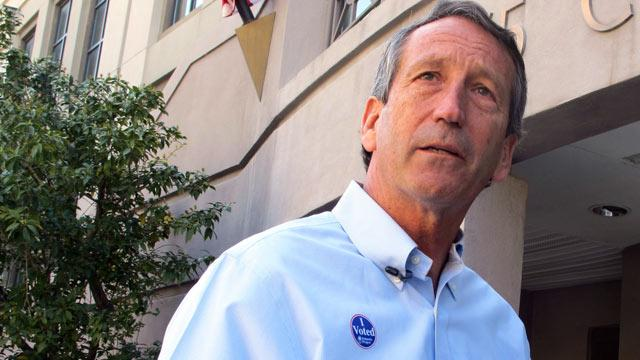 Comeback Watch: Mark Sanford Wins South Carolina Primary