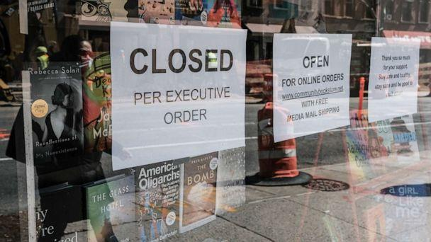 economic devastation by government orders