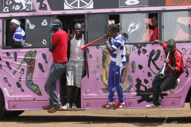 Nyayo Stadium is still not ready to stage AFC Leopards' match against Gor Mahia