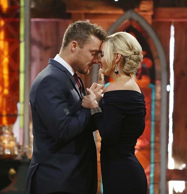 <p><strong>After the final rose:</strong> After proposing to fertility nurse Whitney Bischoff in his Instagram-worthy barn, the Iowa farmer headed off to <em>DWTS</em>… and the duo split six months later.<br><strong>Where are they now:</strong> Soules tarnished his Prince Farming image with an arrest last April following a fatal car crash near his home. He is scheduled to go on trial for hit-and-run charges in January. Bischoff, on the other hand, is doing well: She found her now fiancé, sales manager Ricky Angel, through the dating app Bumble.<br>(Photo: ABC) </p>