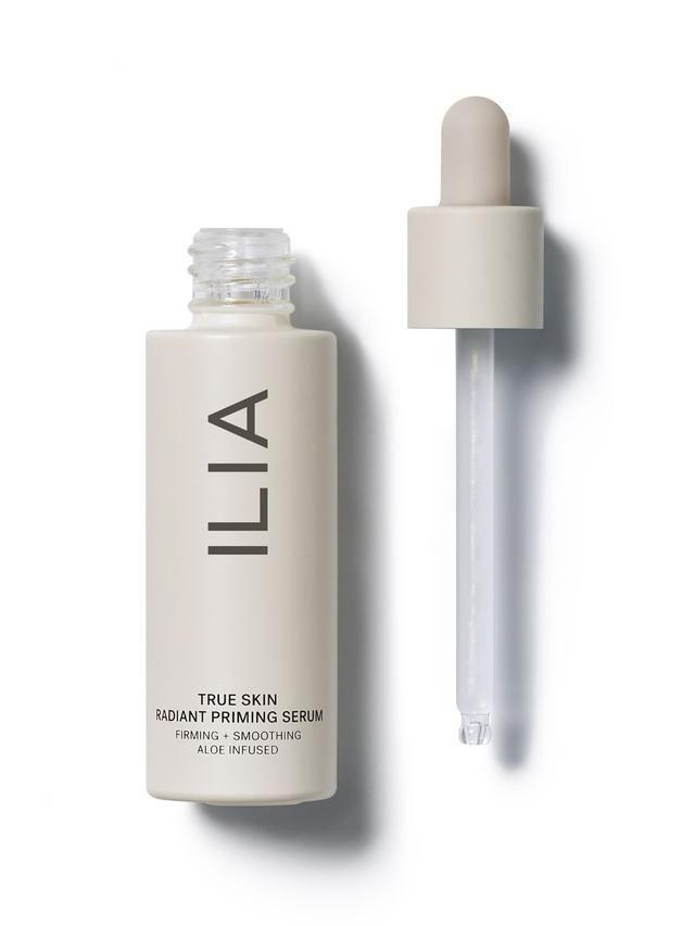 "<p><strong>ILIA</strong></p><p>iliabeauty.com</p><p><strong>$52.00</strong></p><p><a href=""https://go.redirectingat.com?id=74968X1596630&url=https%3A%2F%2Filiabeauty.com%2Fproducts%2Flight-it-up&sref=https%3A%2F%2Fwww.harpersbazaar.com%2Fbeauty%2Fmakeup%2Fg36301952%2Fsilicone-free-makeup-primers%2F"" rel=""nofollow noopener"" target=""_blank"" data-ylk=""slk:Shop Now"" class=""link rapid-noclick-resp"">Shop Now</a></p><p>A makeup product for skincare fans, this priming serum is lightweight, silky, and high performance. </p>"