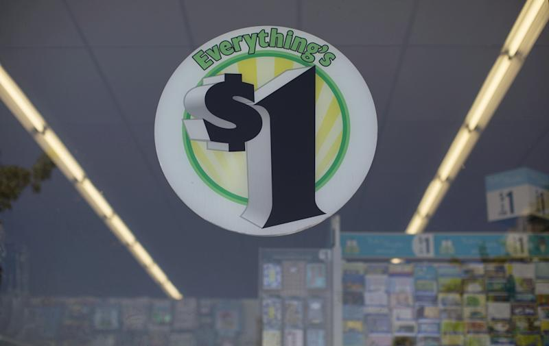 Grocery sales at the two biggest dollar brands, Dollar Tree and Dollar General, approached $24 billion this year. (Mario Anzuoni / Reuters)