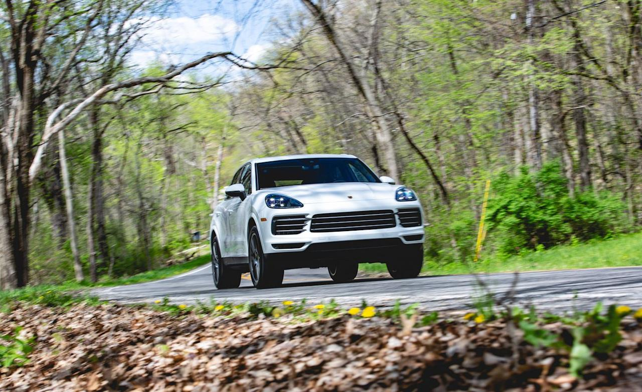 <p>The 2019 Porsche Cayenne S really is the Porsche of SUVs, performing and driving more like a lower and lighter sports sedan than a top-heavy ute.</p>
