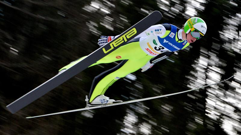 Slovenia's Prevc wins World Cup ski flying event