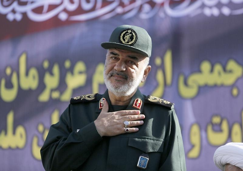 Iran's Supreme leader Ayatollah Ali Khamenei has appointed Hossein Salami, as the new head of the Revolutionary Guard Corps