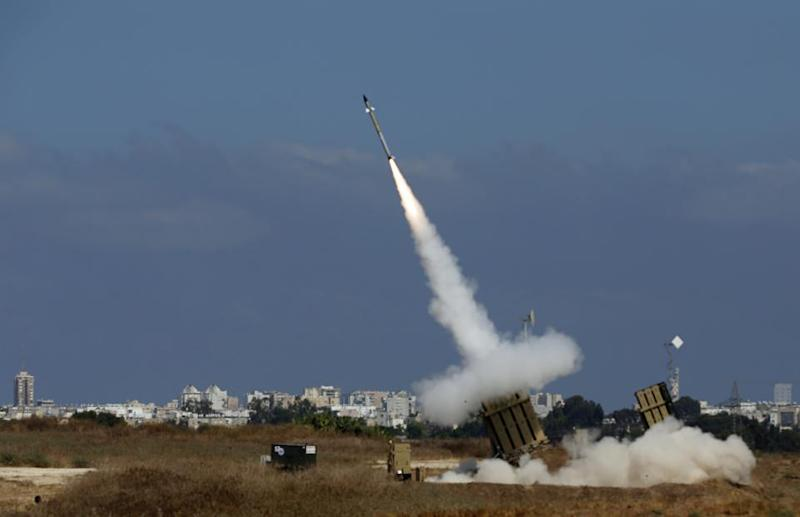 Israel's Iron Dome
