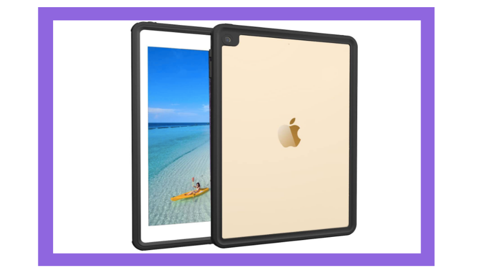 Protect your iPad with this handy case. (Photo: Amazon)