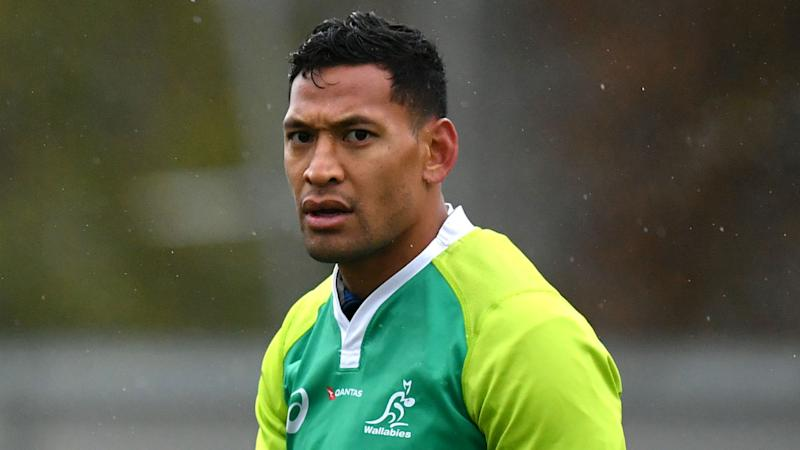 Folau opts not to appeal against Rugby Australia ban, still considering options
