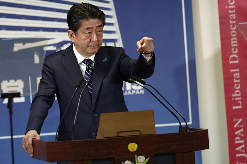 A resounding win at the polls doesn't mean a green light for the Japanese PM.