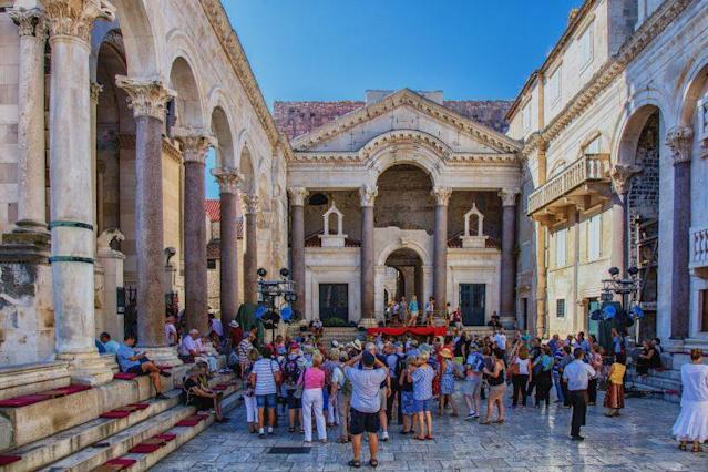 Diocletian Palace in Croatia (Photo: Arnie Papp/Flickr)