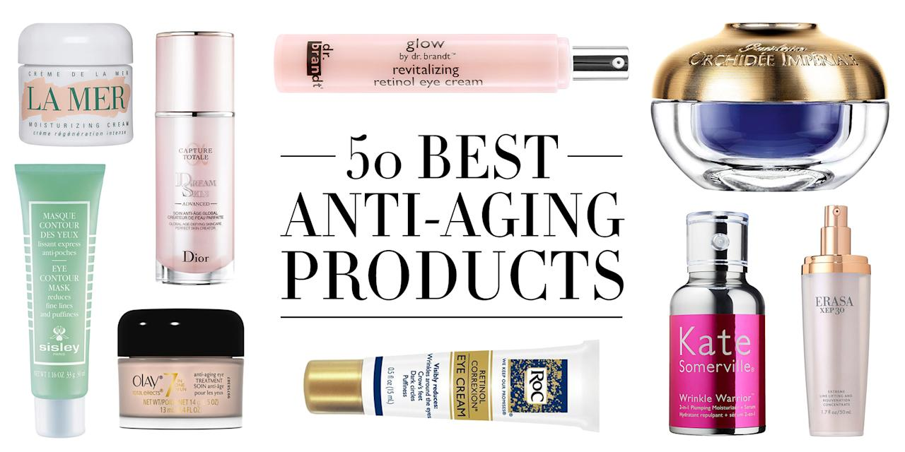 7 Anti-Aging Beauty Products Celebs Over 40 Are Obsessed ...
