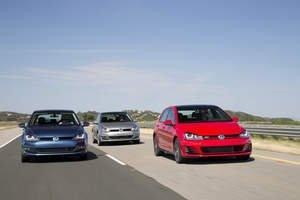 Volkswagen Golf and Golf GTI Models Earn TOP SAFETY PICK+ Rating From the Insurance Institute for Highway Safety