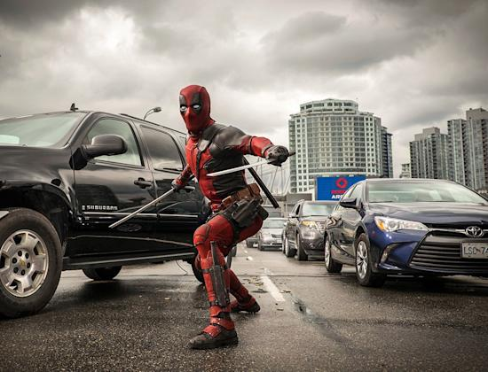 David Leitch Top Candidate To Direct 'Deadpool 2'