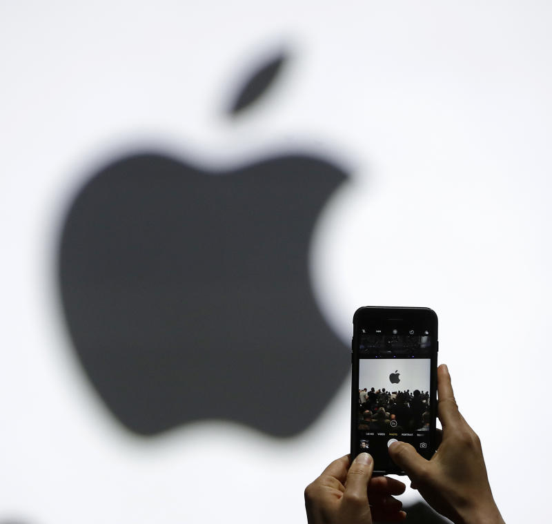 Only the smartest of tech geeks would have found Apple's latest job ad (Marcio Jose Sanchez/AP Photo)