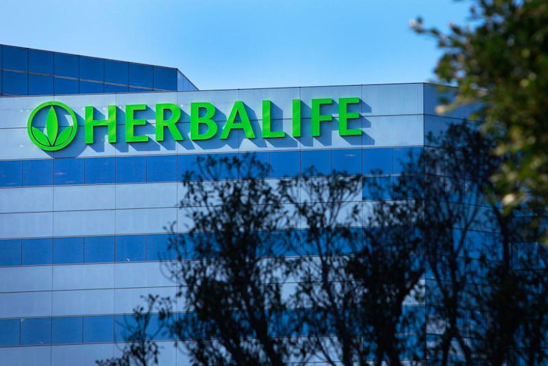 Herbalife to lower its quarterly sales outlook