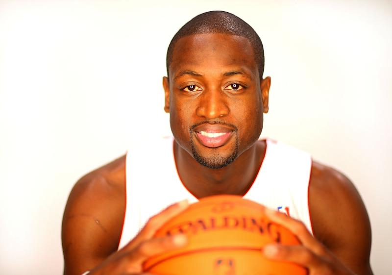 Wade not playing in Heat preseason opener