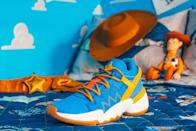 <p>Don't you love the color combo on these Adidas Woody x D.O.N. Issue #2 Shoes? We're obsessed with the bright contrast!</p>