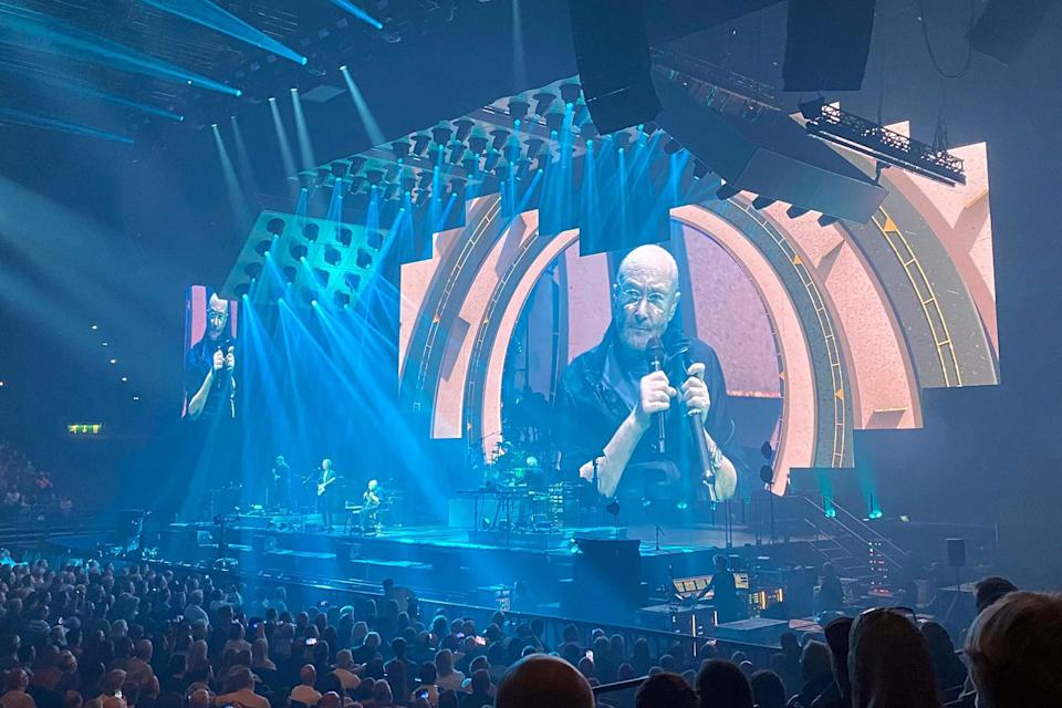 genesis-review - Credit: Angie Martoccio for Rolling Stone