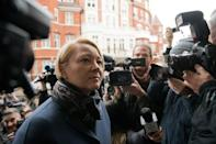 Swedish prosecutor arrives for Assange questioning: AFP