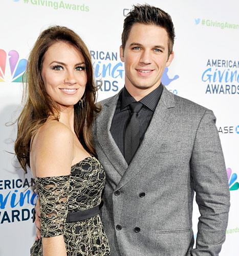 Matt Lanter Marries Angela Stacy!