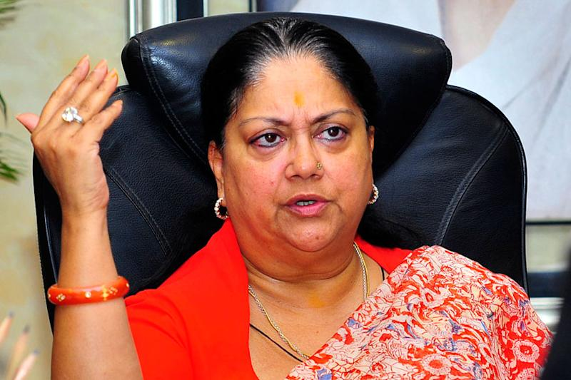 In Pre-poll Rajasthan Budget, Vasundhara Raje Hedges Bet on Farm Loan Waiver and Roads
